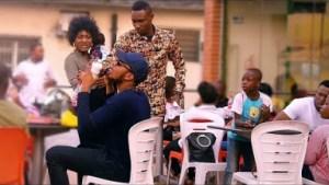 Video: Zfancy Tv Comedy - Blind Man Drinking Bleach in Public (African Pranks)